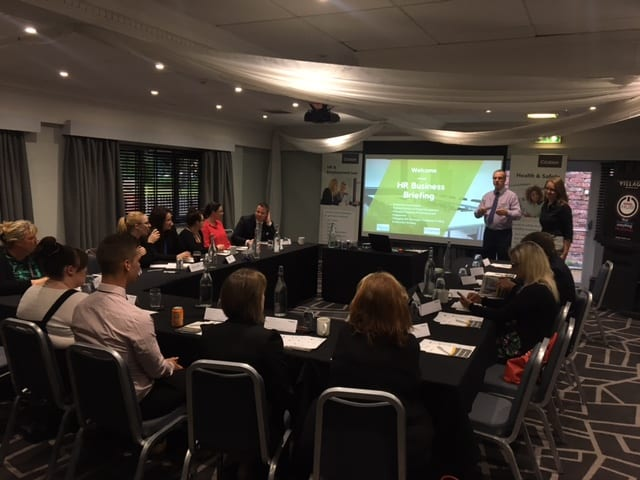 Grassroots HR Business Briefing Event