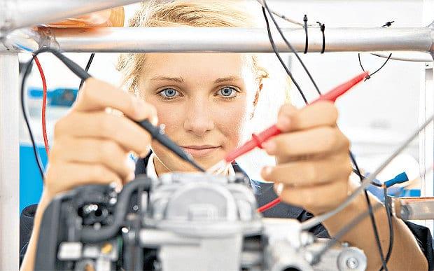 The gender gap in Engineering