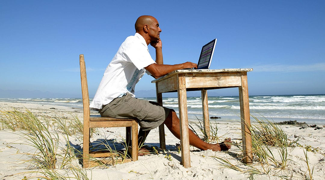 Remote Working & The Future of Financial Recruitment